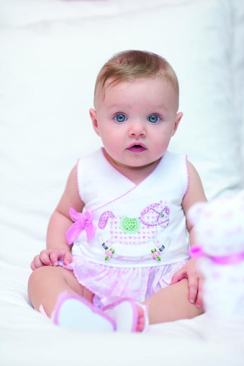 Enxoval para beb s acima de 6 meses monnalisa - Bebe de 6 meses ...