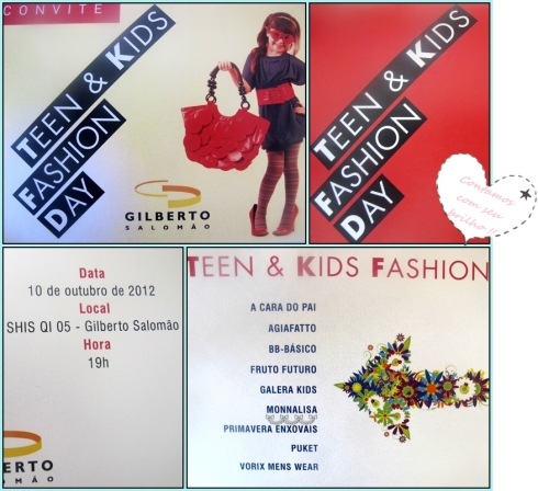 Teen e Kids Fashion Day